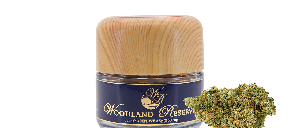 3.5g Orange-Creamsicle | Woodland Reserve