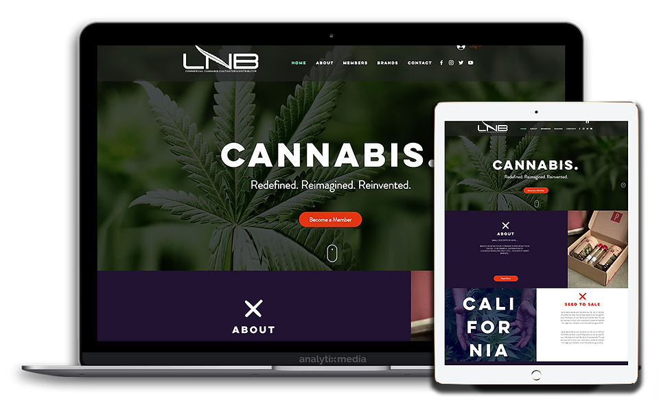 LMB Cannabis Distribution