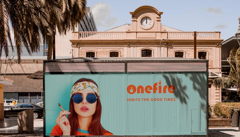 One Fire Billboard