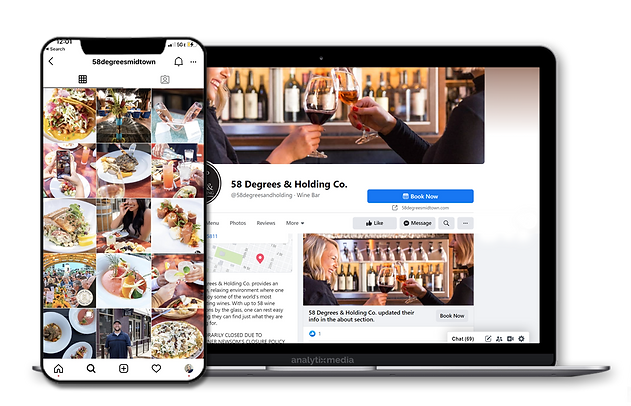 How we helped Sacramento's top Farm-to-Fork restaurant develop a brand new website and execute a robust social media strategy.