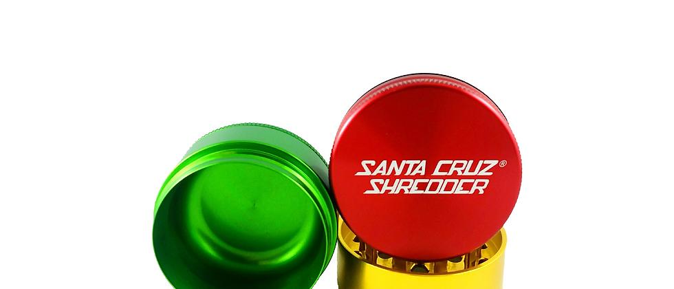 Santa Cruz Shredder Grinder | Rasta