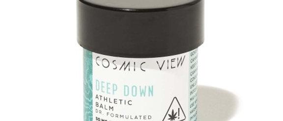 1oz Deep Down Athletic Balm | Cosmic