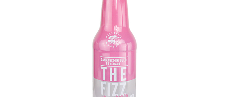 10mg Strawberry Bliss | The FIzz