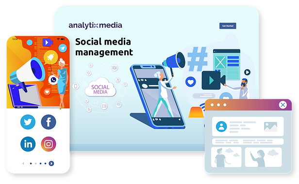 social management with analytix media.pn