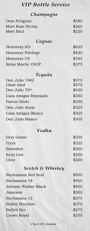 Bottle Service Menu - El Santo 2021.jpg