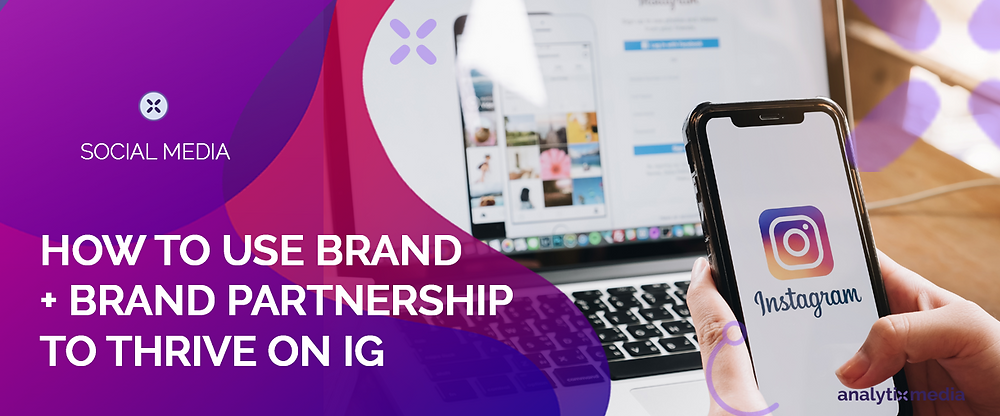 Marketers are increasingly utilizing brand partnerships on Instagram to promote their company online and boost their following. Brand collaborations are different from influencer partnerships. They involve alliances between two or multiple brands to produce an offering that is relevant across their shared audiences.