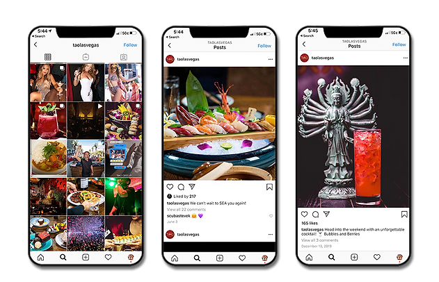 How we helped a leading restaurant and nightlife company in Las Vegas expand their reach and attract new audiences with influencer outreach.