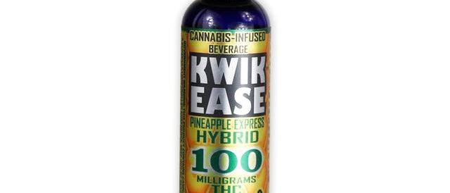 100mg Pineapple Express Ease | Kwik