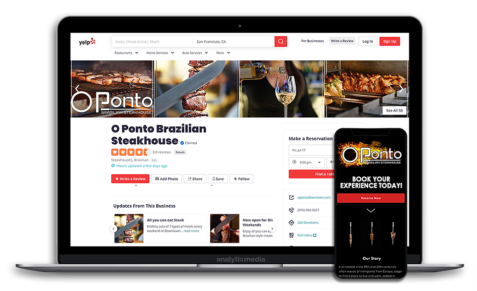 O Ponto Brazilian Steakhouse