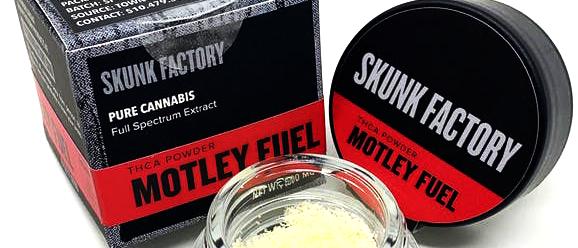 .5g Motley Fuel (THCa)   Skunk Factory