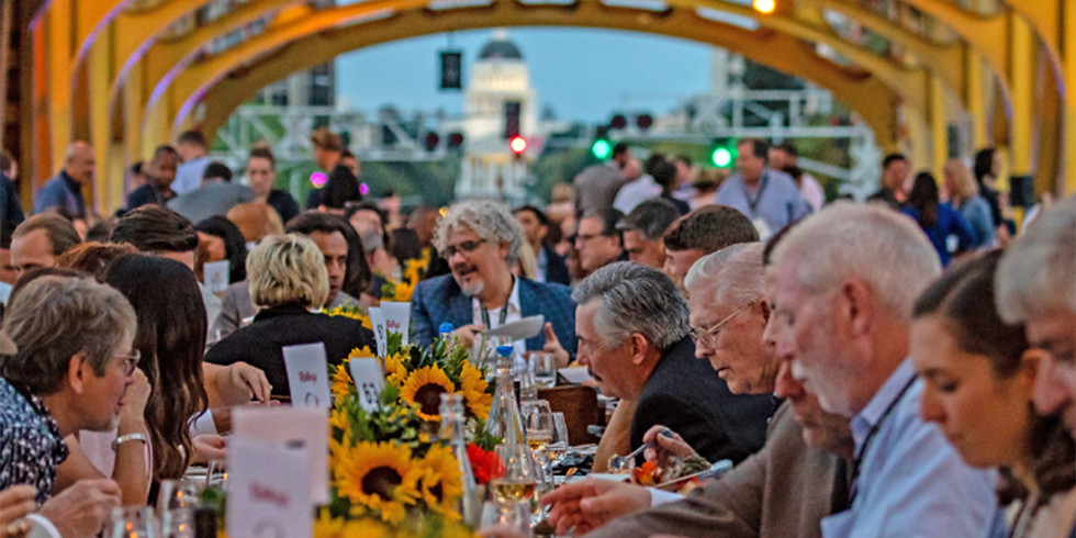 4 Course Tower Bridge Dinner [SOLD OUT]