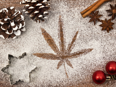 A Canna-Christmas, Tips for Sharing Edibles During the Holidays