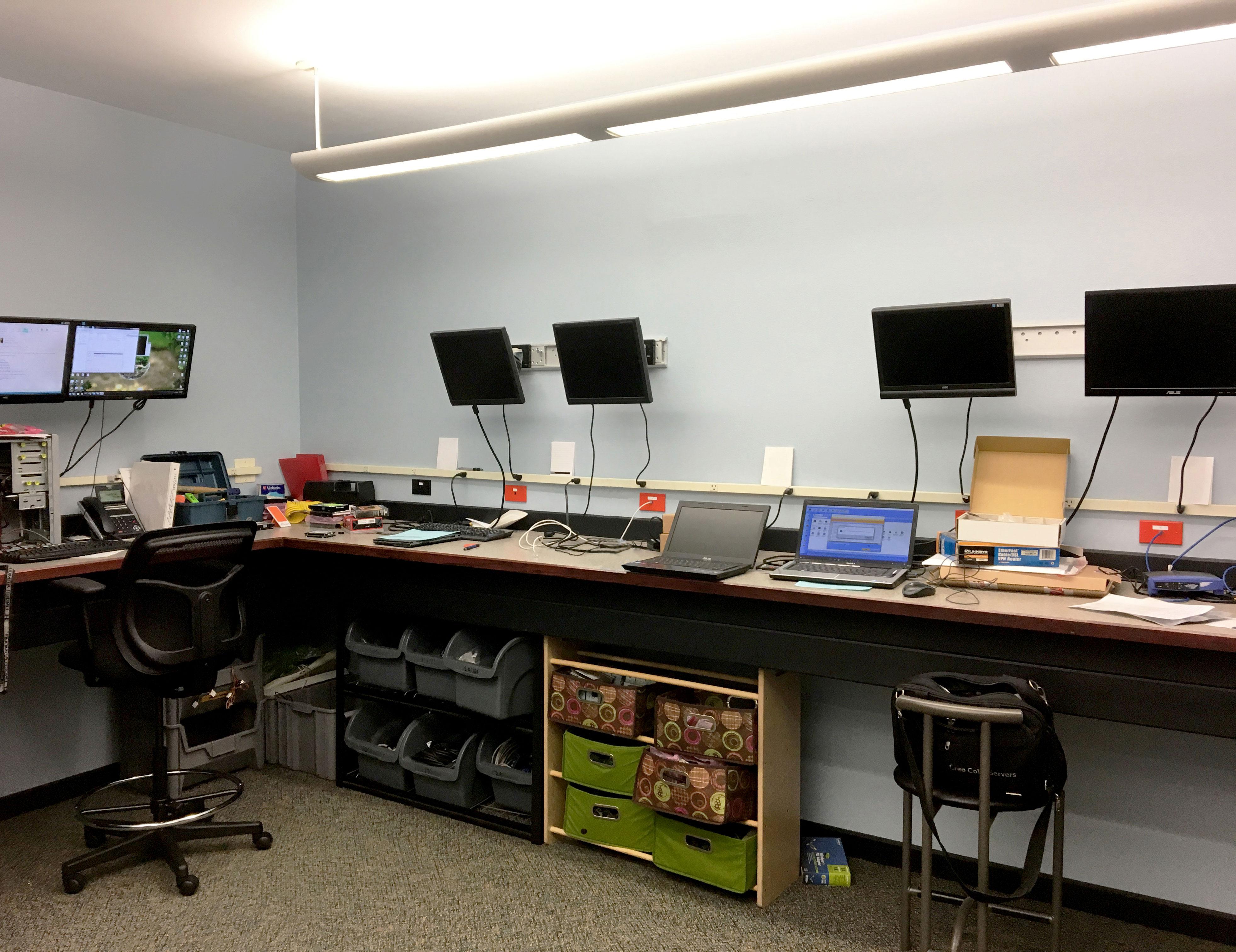 Tech Room