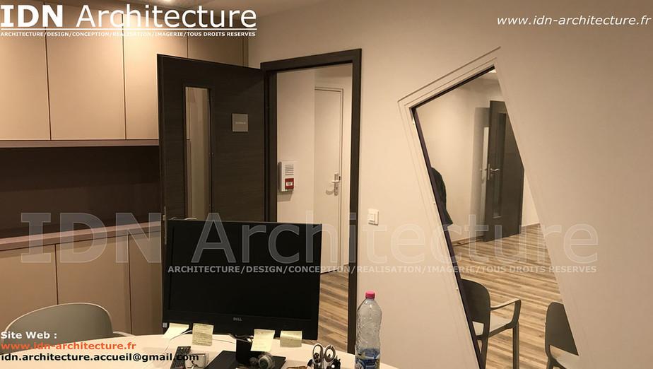 IDN ARCHITECTURE SAS-CABINET NEUROLOGIE-