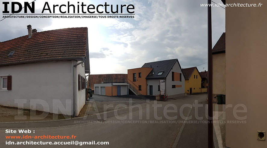 v.batiment collectif 02-IDN Architecture