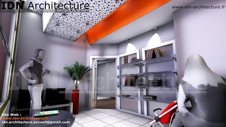IDN ARCHITECTURE SAS-CABINET DENTAIRE-SE