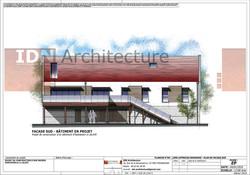 04-PROJET - CONSTRUCTION D'UNE MAISON INDIV. - LALAYE - IDN ARCHITECTURE - 01.01.2016