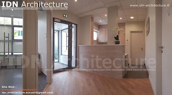 v.cabinet dentaire SESSENHEIM-IDN Archit