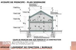 0C-2018.03.20-LOGT DE FONCTION ET BUREAU-COUPE DE PRINCIPE-IDN ARCHITECTURE