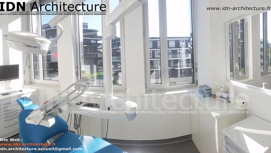 IDN ARCHITECTURE SAS-CABINET DENTAIRE-CL