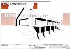 01-PROJET - CONSTRUCTION D'UNE MAISON INDIV. - LALAYE - IDN ARCHITECTURE - 01.01.2016