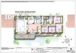 03-PROJET - CONSTRUCTION D'UNE MAISON INDIV. - LALAYE - IDN ARCHITECTURE - 01.01.2016