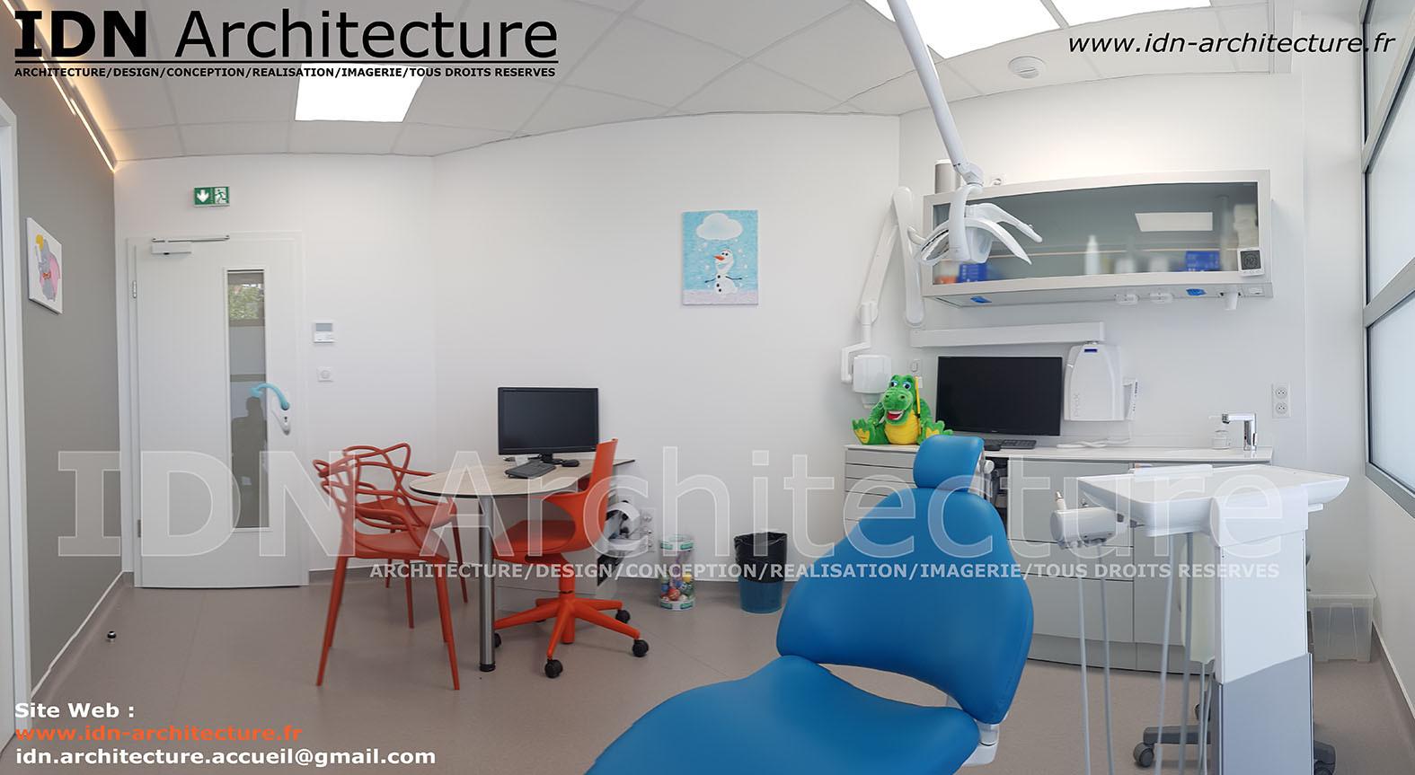 IDN ARCHITECTURE SAS-CABINET DENTAIRE-BV