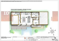 02-PROJET - CONSTRUCTION D'UNE MAISON INDIV. - LALAYE - IDN ARCHITECTURE - 01.01.2016