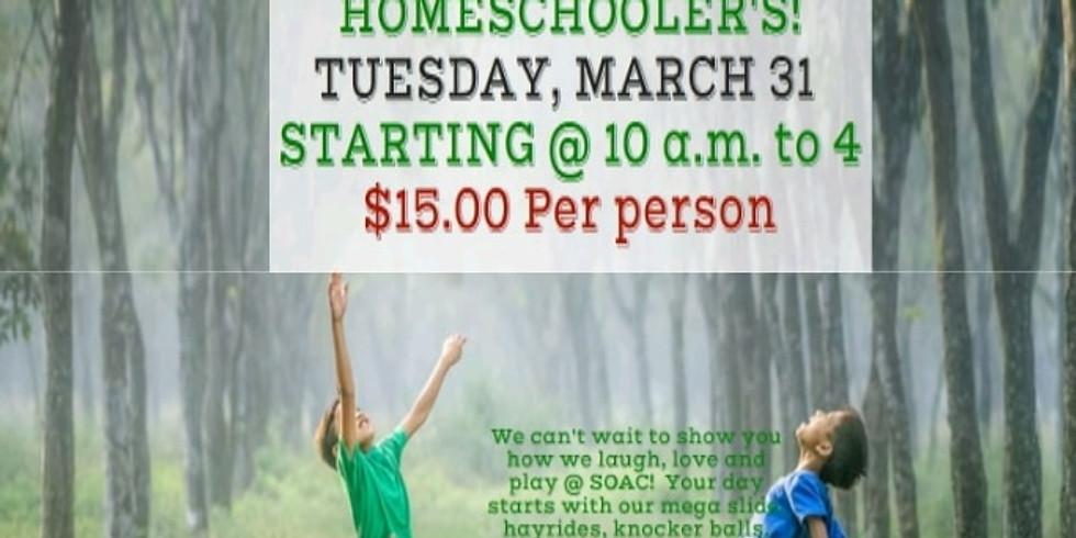 Homeschoolers Field Day