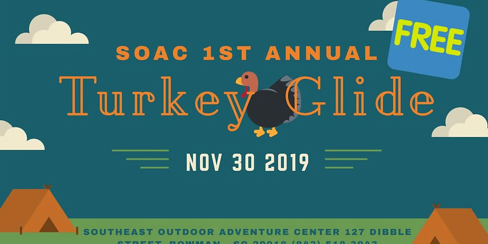 SOAC 1st Annual Turkey Glide