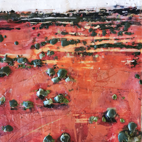 Red Aerial (SOLD)