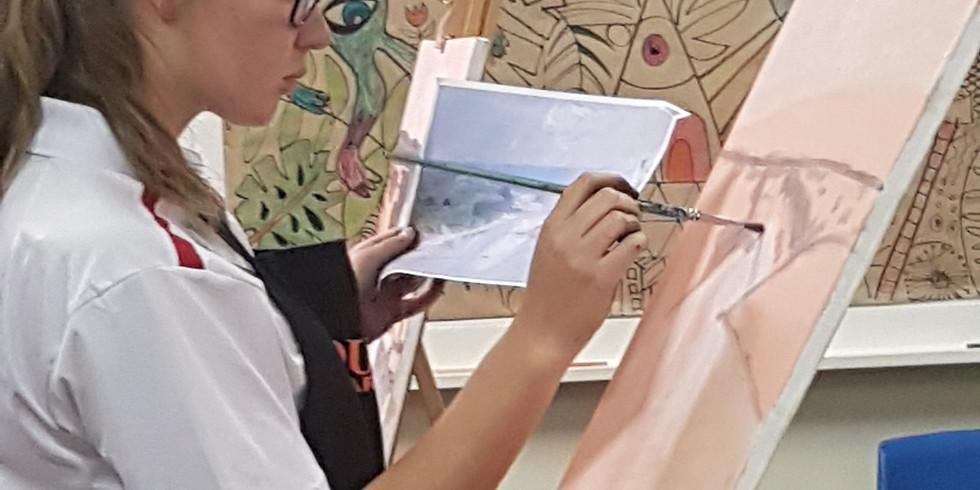 #BIG ARTISTS  (12-16 yrs)