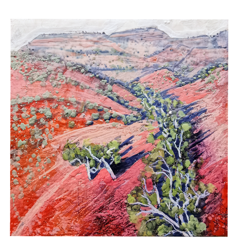 Red Country (SOLD)