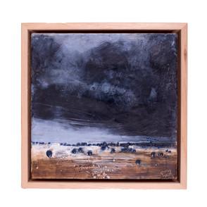 'Big Ass Storm', 20 x 20 cm, $480
