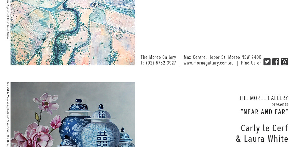 NEAR AND FAR- The Moree Gallery