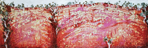 Minhthukindi Gorge (Hamersley)' (SOLD)