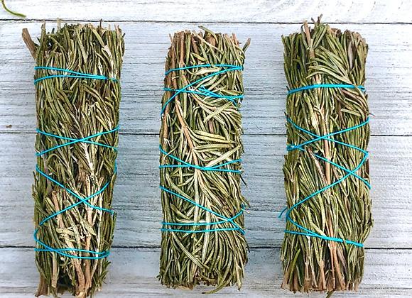 Rosemary & Sage Smudge bundle