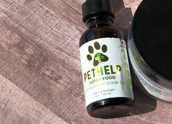 PetHelp Superfood Oil 250mg