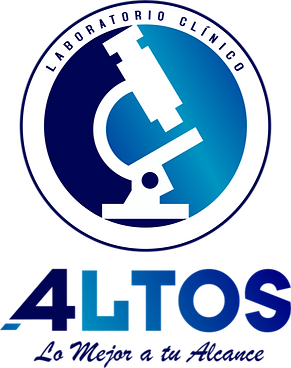 LOGO LABORATORIO CLINICO 4 ALTOS OFFICIA