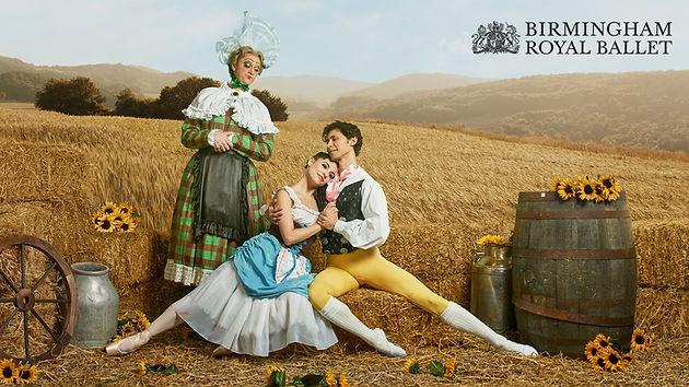 QR Ballet Review: La Fille Mal Gardée   Home   Queen's Radio   Belfast