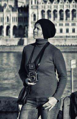 Fotós a múltból (Portré)