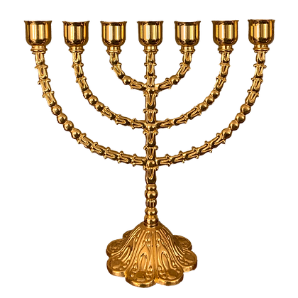 Menorah - Goud kleur