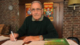 Lub Loosman bouwkundig specialist van stichting Hulpproject Emmanuel
