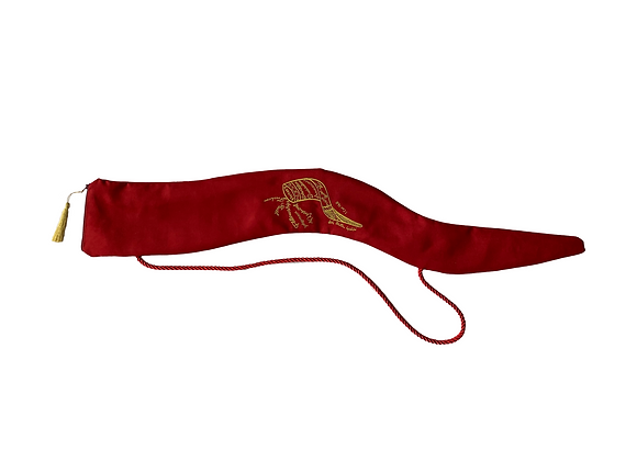 Shofar Bag - Red