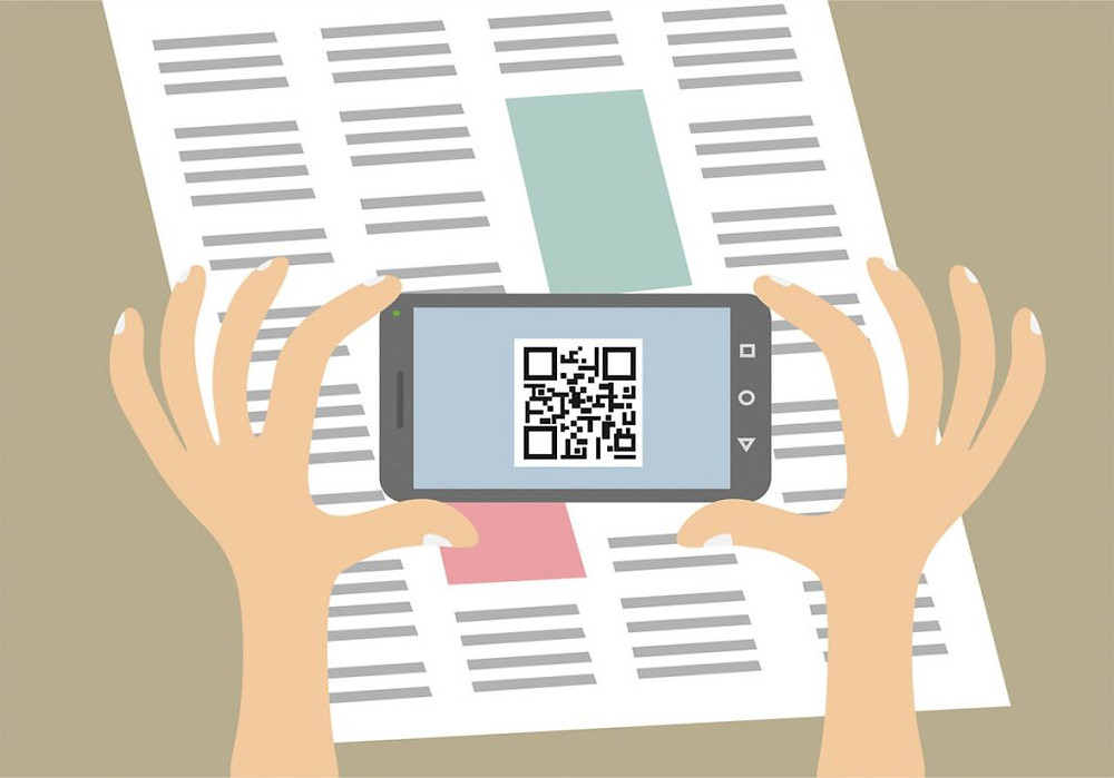 QR Codes for Printing and Mailers