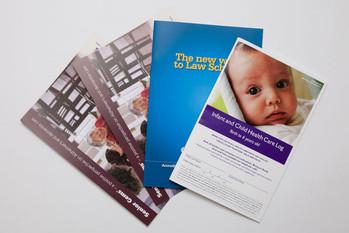 Custom booklet printing