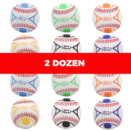 2 Dozen Vision Pearls (with a 5-gallon bucket/lid)