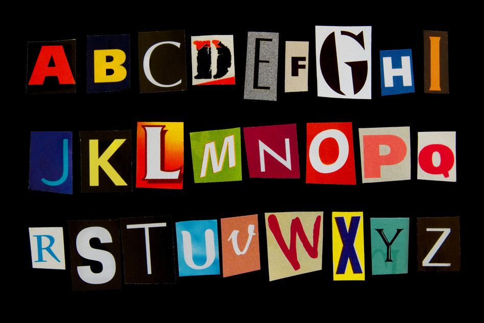 Choose a Font for print