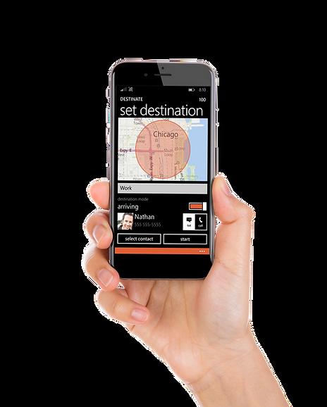 Destinate App