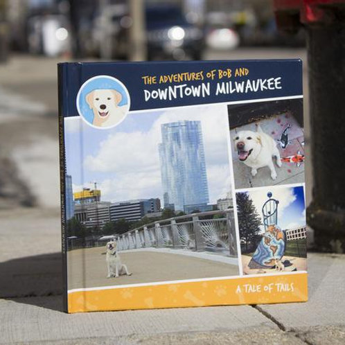 The Adventures of Bob and Downtown Milwaukee Book
